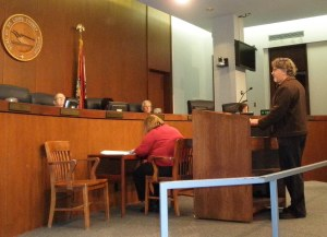 Nick Kasoff testifying before St. Louis County Council 33 by 217 (L 510 by 369)