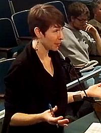 Rhonda Smythe, Policy & Advocacy Manager, Trailnet