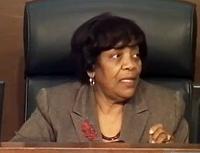 Chairwoman Hazel Erby