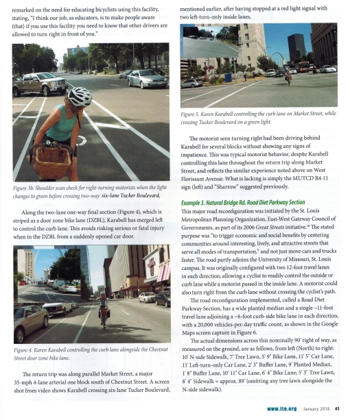 Pion ITE Journal 2018-01-09 Vehicular Cyclists p 41 crop2